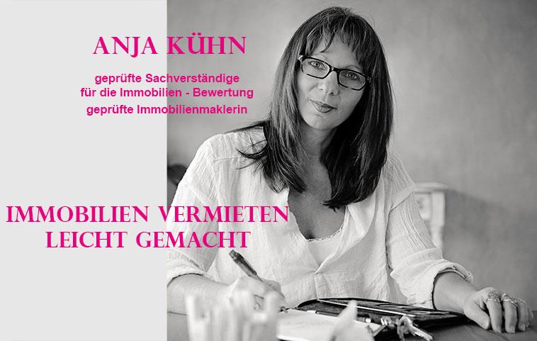 Immobilien vermieten leicht gemacht mit Anja Kühn