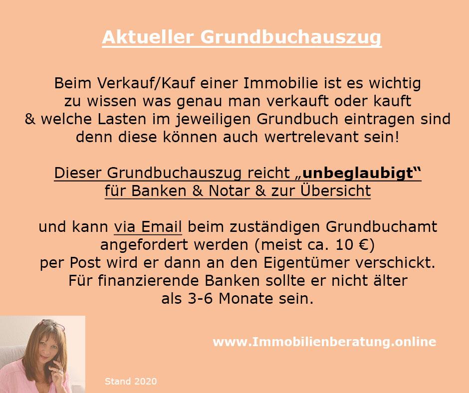 Grundbuchauszug Immobilienberatung.online
