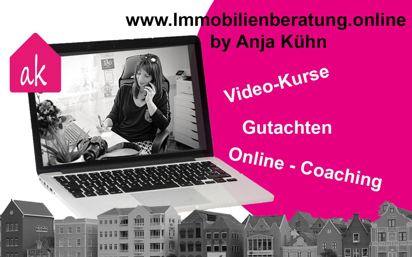 Immobilienberatung.online by Anja Kühn Leistungen